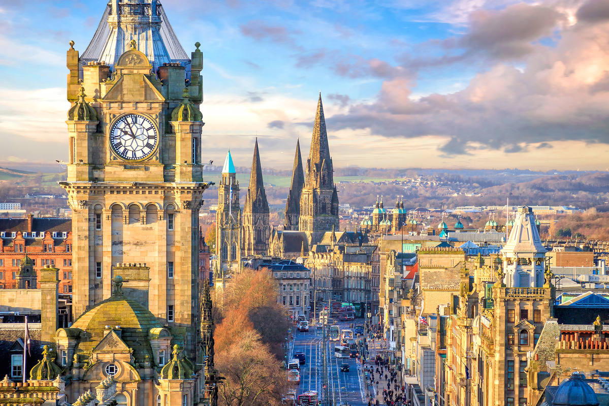 Stadtereise Edinburgh Jetzt Gunstig Buchen Bei Travelscout24