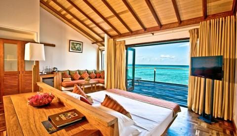 Reethi Beach Resort Malediven