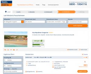 Screenshot Karibik Deal Viva Wyndham Tangerine