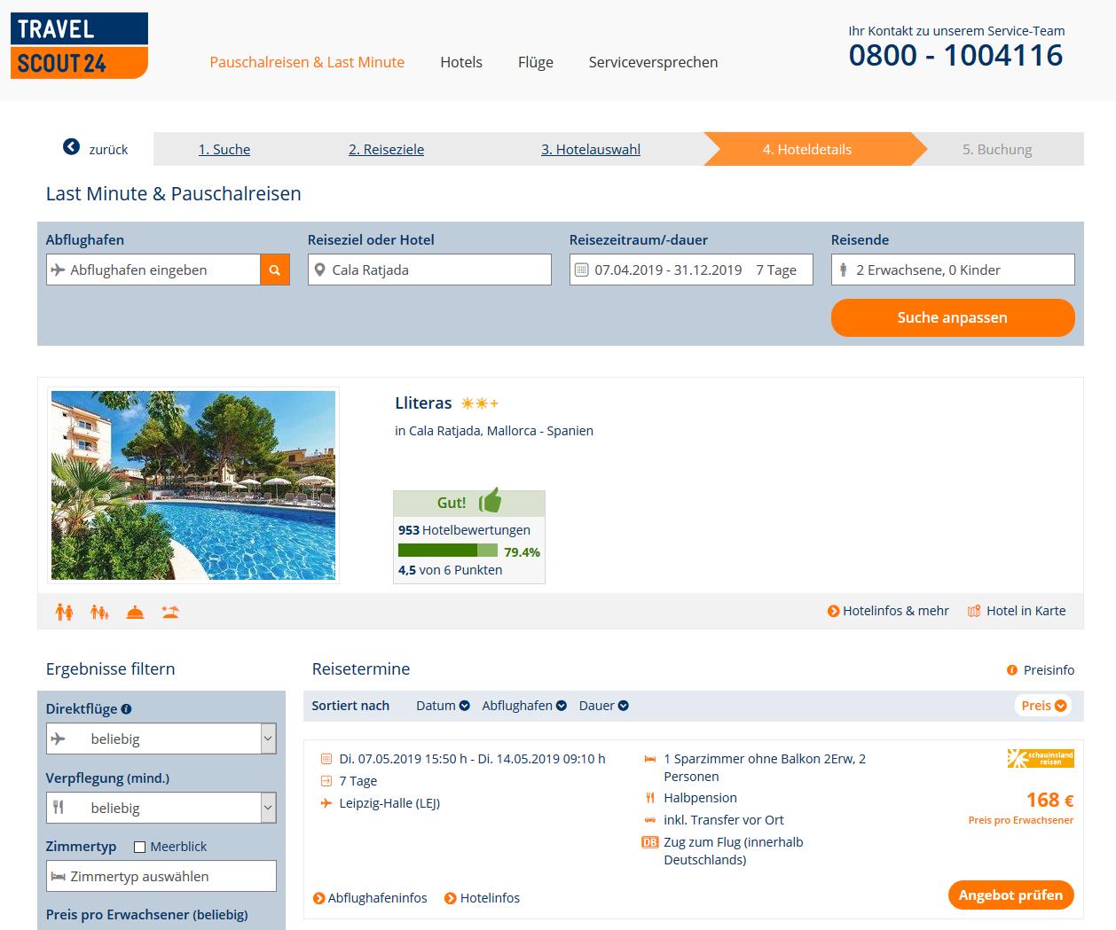 Hotel Und Appartements Lliteras In Cala Ratjada Mallorca Urlaub Im Mai